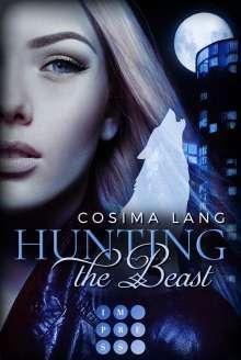 Cosima Lang: Hunting the Beast. Nachtgefährten, Buch