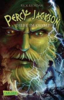 Rick Riordan: Percy Jackson 01. Diebe im Olymp, Buch