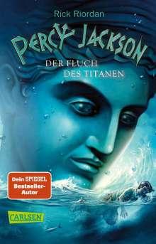 Rick Riordan: Percy Jackson 03. Der Fluch des Titanen, Buch