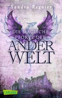 Sandra Regnier: Die Pan-Trilogie: Die magische Pforte der Anderwelt (Pan-Spin-off), Buch