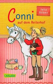 Julia Boehme: Conni-Erzählbände 1: Conni auf dem Reiterhof, Buch