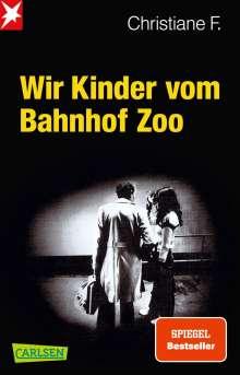 Kai Hermann: Wir Kinder vom Bahnhof Zoo, Buch