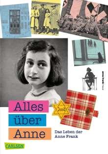 Menno Metselaar: Alles über Anne, Buch