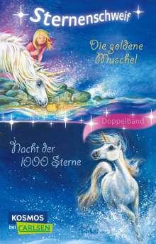 Linda Chapman: Sternenschweif: Die goldene Muschel / Nacht der 1000 Sterne (Doppelband), Buch
