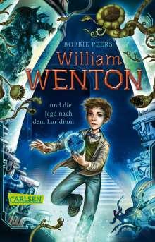Bobbie Peers: William Wenton und die Jagd nach dem Luridium, Buch
