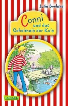 Julia Boehme: Conni-Erzählbände 8: Conni und das Geheimnis der Kois, Buch