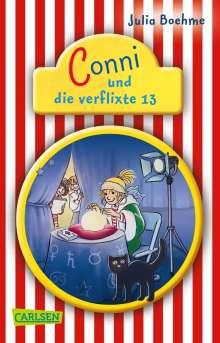Julia Boehme: Conni und die verflixte 13, Buch