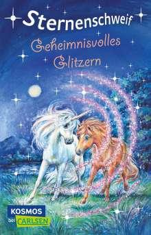 Linda Chapman: Sternenschweif 33: Geheimnisvolles Glitzern, Buch