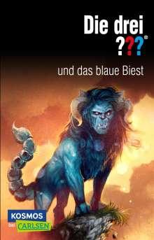 Hendrik Buchna: Die drei ???: und das blaue Biest (drei Fragezeichen), Buch