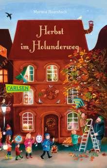 Martina Baumbach: Herbst im Holunderweg, Buch