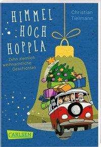 Christian Tielmann: Himmelhochhoppla, Buch