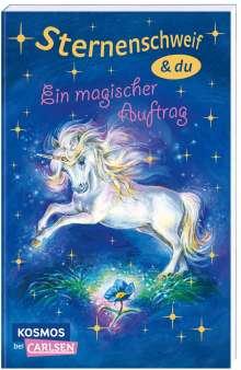 Linda Chapman: Sternenschweif & Du 1: Ein magischer Auftrag, Buch