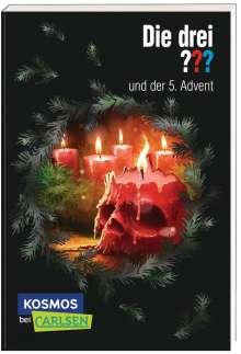André Minninger: Die drei ???: und der 5. Advent, Buch