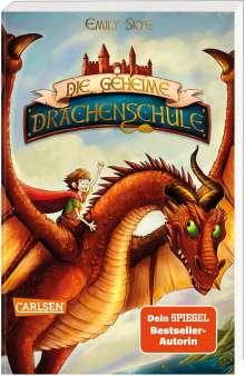 Emily Skye: Die geheime Drachenschule 1: Die geheime Drachenschule, Buch