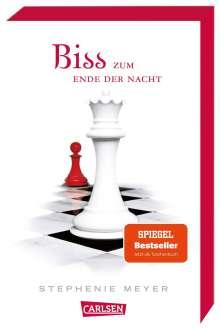 Stephenie Meyer: Biss zum Ende der Nacht (Bella und Edward 4), Buch