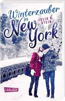 Julia K. Stein: Winterzauber in New York, Buch