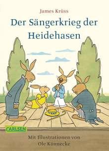 James Krüss: Der Sängerkrieg der Heidehasen, Buch