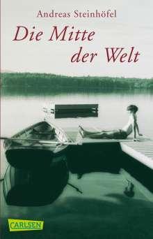 Andreas Steinhöfel: Die Mitte der Welt, Buch