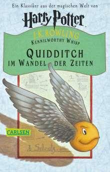 Joanne K. Rowling: Quidditch im Wandel der Zeiten, Buch
