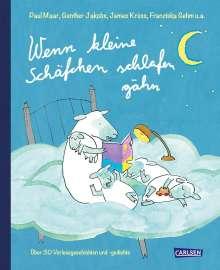 Paul Maar: Wenn kleine Schäfchen schlafen gähn, Buch