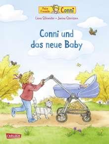 Liane Schneider: Conni-Bilderbücher: Conni und das neue Baby (Neuausgabe), Buch