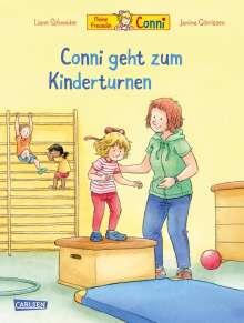 Liane Schneider: Conni-Bilderbücher: Conni geht zum Kinderturnen, Buch