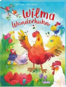 Grit Poppe: Wilma Wunderhuhn, Buch