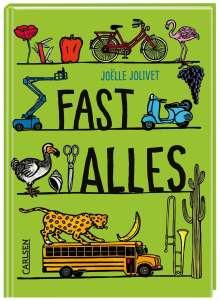 Joëlle Jolivet: Fast alles, Buch