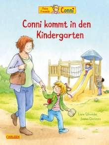 Liane Schneider: Conni-Bilderbücher: Conni kommt in den Kindergarten (Neuausgabe), Buch