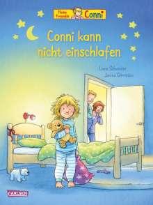 Liane Schneider: Conni-Bilderbücher: Conni kann nicht einschlafen, Buch