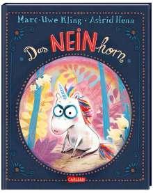Marc-Uwe Kling: Das NEINhorn, Buch