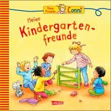 Meine Freundin Conni - Meine Kindergartenfreunde (Neuausgabe), Buch