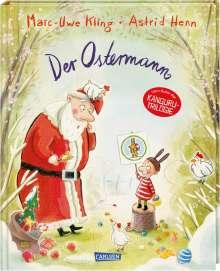 Marc-Uwe Kling: Der Ostermann, Buch