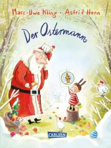 Marc-Uwe Kling: Der Ostermann (Mini), Buch