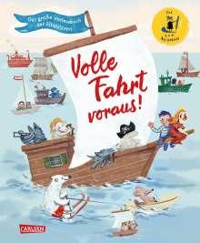 Stefanie Taschinski: Volle Fahrt voraus!, Buch