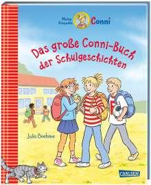 Julia Boehme: Conni-Erzählbände: Das große Conni-Buch der Schulgeschichten, Buch