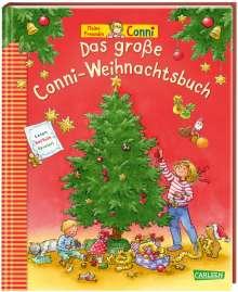 Liane Schneider: Das große Conni-Weihnachtsbuch, Buch