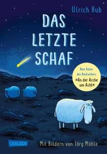 Ulrich Hub: Das letzte Schaf, Buch