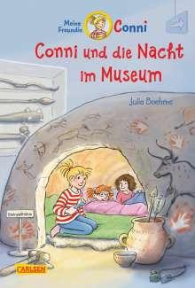 Julia Boehme: Conni-Erzählbände 32: Conni und die Nacht im Museum, Buch