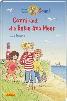 Julia Boehme: Conni-Erzählbände 33: Conni und die Reise ans Meer, Buch