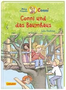 Julia Boehme: Conni-Erzählbände 35: Conni und das Baumhaus, Buch