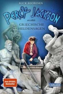 Rick Riordan: Percy Jackson erzählt: Griechische Heldensagen, Buch