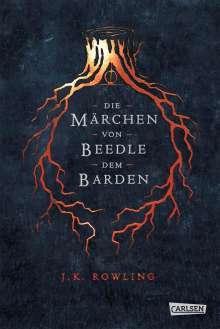 J. K. Rowling: Hogwarts-Schulbücher: Die Märchen von Beedle dem Barden, Buch