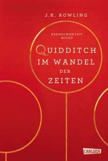 Joanne K. Rowling: Hogwarts-Schulbücher: Quidditch im Wandel der Zeiten, Buch