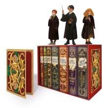 J. K. Rowling: Harry Potter: Band 1-7 im Schuber - mit exklusivem Extra! (Harry Potter ), Buch