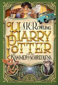 J. K. Rowling: Harry Potter 2 und die Kammer des Schreckens, Buch