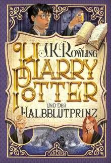 J. K. Rowling: Harry Potter 6 und der Halbblutprinz, Buch