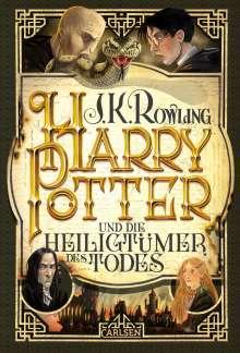 J. K. Rowling: Harry Potter 7 und die Heiligtümer des Todes, Buch