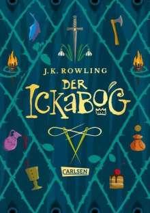 J. K. Rowling: Der Ickabog, Buch