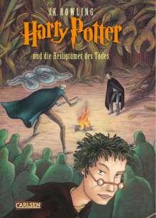 Joanne K. Rowling: Harry Potter und die Heiligtümer des Todes, Buch